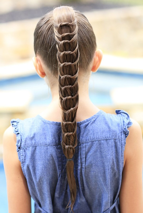 80 Lovely Women Ponytail Hairstyles For Long Hair